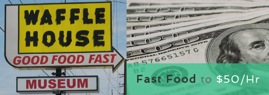 Fast Food to $50/Hr: 3 Principles I've Used to Make It as a Freelancer